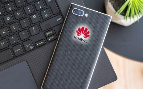 Thêm nhiều bằng sáng chế nữa của Blackberry được nhượng cho Huawei
