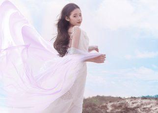 Người mẫu nhí Bảo Hà hóa thân nữ thần trong thiết kế của Nguyễn Minh Công