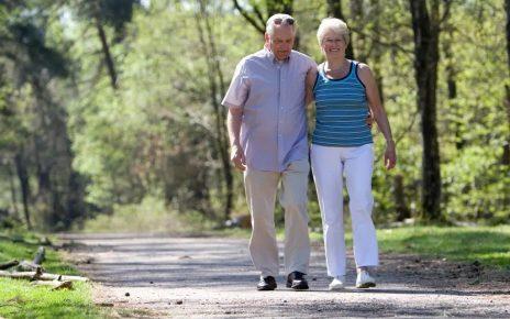 Những động tác rèn luyện dành riêng cho người già