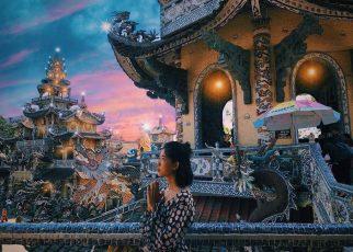 Trốn khói bụi thành phố tại Top 7 ngôi chùa ở Việt Nam nắm giữ các kỷ lục độc nhất